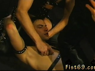Emo anal fist and sexy gay..