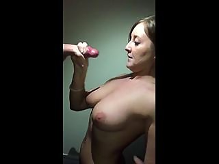 19yr old busty Jessica takes..