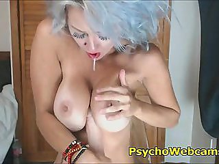 Grey MILF Wet and So Horny..