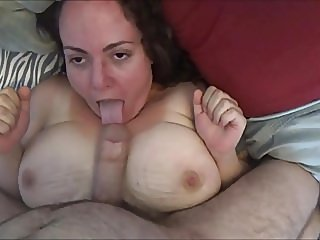 AMAZING Armature Wife Gives..