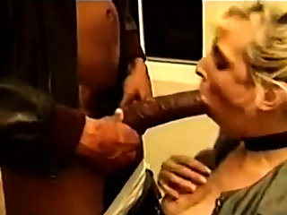 Sexy blonde Carmen Cocks..