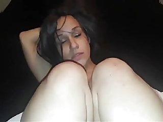 Slut gets Creamed by BBC