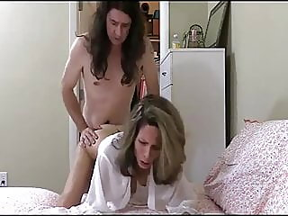 Mom Nurses Your Bruised Cock..