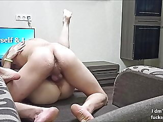 Fucking a cute Asian Teen on..