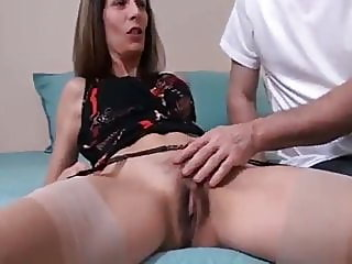 FFF-136 Son Blackmails Mom..