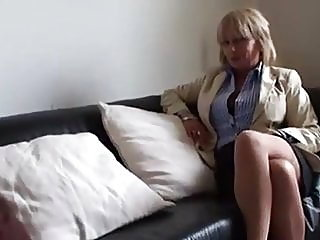 MILF Jane Bond Gets Fucked..