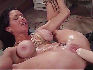 Milf Whore squirts and gets..