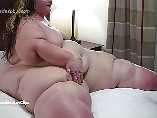 Huge SSBBW Fucked By BBC