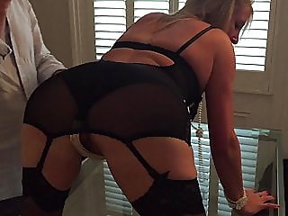 Mature UK wife in mmf..