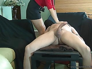 Dominant MILF with Huge..