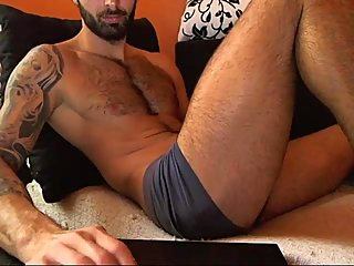 Perfect Hairy Man