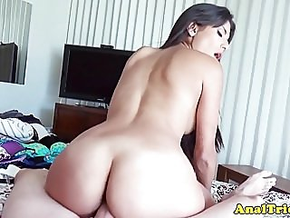 Bigtitted latina girlfriend..