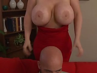 Hottest Big Natural Tits..