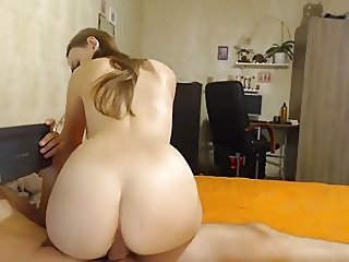Ukrainian Girl With Round Ass
