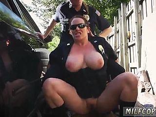 French milf threesome and..