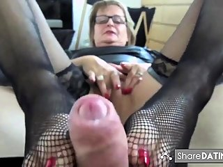 Mature German fucks and..