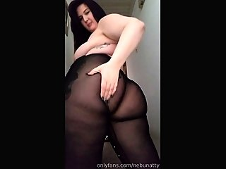 Fat brunette bbw slut hitch..