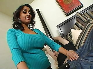 Stacked Arab MILF is a..