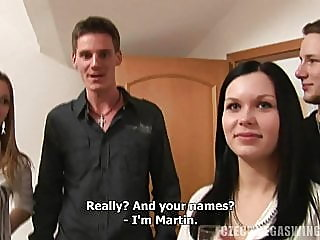 CZECH MEGA SWINGERS 13 -..