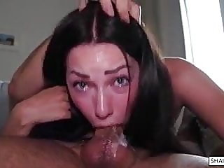 No gag reflex Best DeepThroat