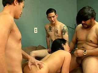 Team Fucks Girl - Oriental..