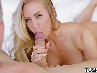 Nicole Aniston Does Anal On..