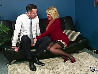 Hot milf Amy shows her..
