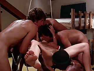 The Greatest Gangbang Of All..
