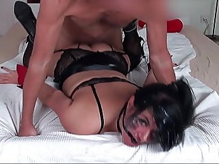 ANAL EXECUTION! TIED UP ANAL..